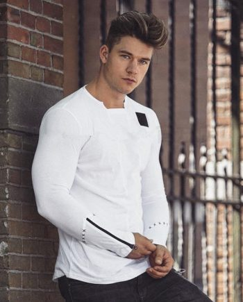 mens long sleeve activewear